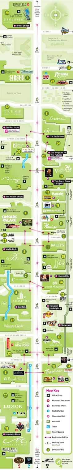 Pocket Vegas | Interactive Map