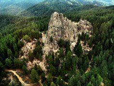 Dream coming true tomorrow // Stack Rock, Boise, Idaho