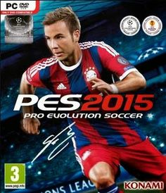 Pro Evolition Soccer 2015 Free Download