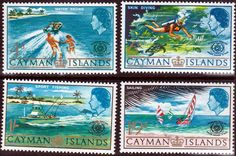 Cayman Islands 1968 Christmas Fine Mint SG 215/20 Scott 203/8 Condition Fine MNH Other Cayman Islands Stamps HERE
