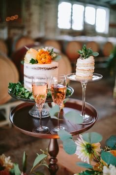 Gorgeous Canadian winery wedding inspiration | Photo by Danaea Li Photography | Read more - http://www.100layercake.com/blog/?p=84866