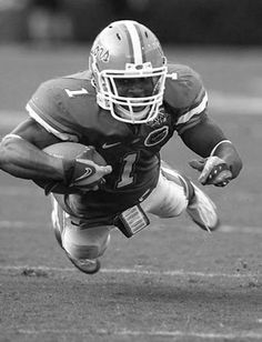 Percy Harvin, Florida Gators my wide receiver Florida Gators Football, Florida Athletics, Gator Football, Percy Harvin, College Football Helmets, Sports Logo, Sports Teams, Nfl Photos, Florida Girl