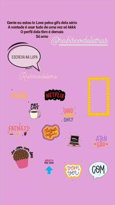 Likes No Instagram, Gif Instagram, Instagram Story, Gifs, Insta Snap, Poses, Instagram Highlight Icons, Emoticon, Pop Art