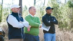Tiger Woods to design Beacon Land Development's Bluejack National golf course near Houston, TX.
