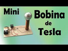 ▶ Cómo Hacer una Bobina de tesla (Muy fácil de hacer) - YouTube