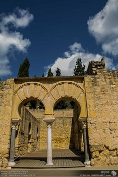 Medina Azahara, Cordoba, Spain.  http://www.costatropicalevents.com/en/costa-tropical-events/andalusia/cities/cordoba.html