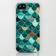 REALLY MERMAID iPhone & iPod Case