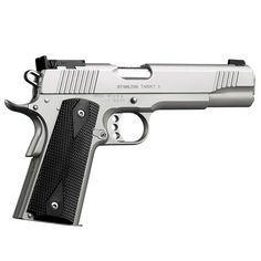 Kimber 1911 Stainless Target II 10mm Pistol at eurooptic.com