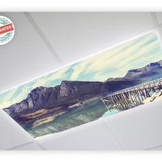 111 best Fluorescent Light Covers images on Pinterest   Ceiling ...