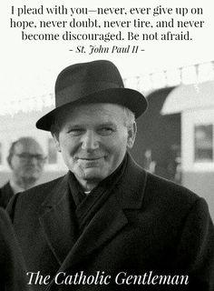 Karol Wojtyla knows how to wear a hat. Catholic Quotes, Catholic Prayers, Catholic Saints, Religious Quotes, Roman Catholic, Papa Juan Pablo Ii, Catholic Gentleman, Religion Catolica, Pope John Paul Ii