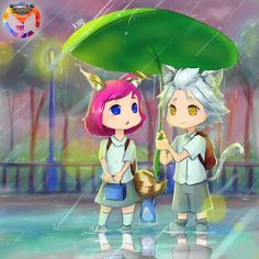 Harith x Nana mobile legends Bear Wallpaper, Cute Anime Wallpaper, Anime Girl Neko, Anime Art Girl, Bang Bang, Alucard Mobile Legends, Mobile Legend Wallpaper, Best Build, Couple Cartoon