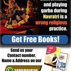 Dance music and playing garba during Navratri is wrong religious practice. Chaitra Navratri, Navratri Special, Happy Navratri, Kerala, Dress Png, Paint Photography, Couple Photography, Choli Designs, Durga Goddess