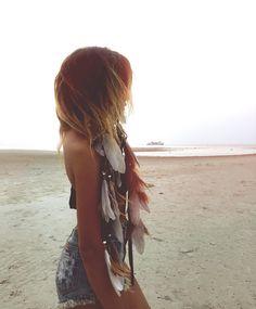 #headband #hippie #moda #boho #gypsystyle #gypsy #Phangan #thailand #kohphangan #feather #bohemian #повязка #мода #перо #перья #украшения #Панган #копанган #Таиланд #пляж #остров #бохо #бохошик #хиппи