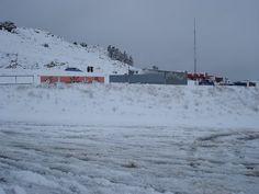 Χιόνια στον Παρνασσό!