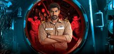 Rana Daggubati Turns A Scientist