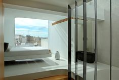Penthouse Apartment in Valencia by Josep Rua