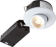 Nordtronic Low profile LED spot - kipbar