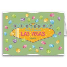 have a fabulous las vegas birthday card card las vegas birthday