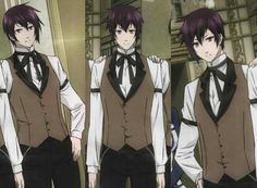 Black Butler II - Timber, Thompson, Canterbury HANDSOME HANDSOME HANDSOME WOOOOOOOOO!!!!!!!!!!