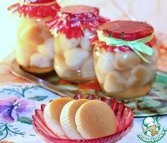 Консервированные кексы в ромовом сиропе - кулинарный рецепт
