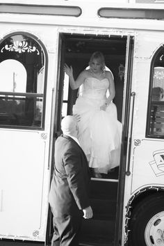 A wedding at Lavender Heights Bed and Breakfast- Fredericksburg Trolley. #wedding #event #venue #lavenderheights #lavenderheightsbedandbreakfast #fredericksburgvirginia