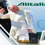 El Papa Francisco no se toma vacaciones