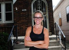 Where others see blight, Detroit native Nicole Curtis sees a diamond in the rough