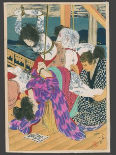 "A Brief Introduction to Seiu Ito, the Father of ""Kinbaku"" Art"