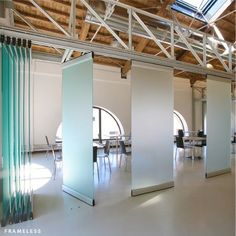 Carvart ; movable partitions systems