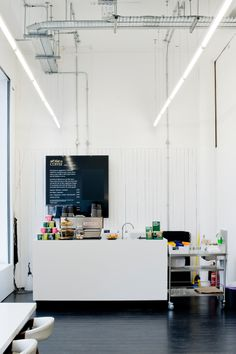 'All that is solid' is an exciting new multi-purpose space, recently opened on Osborne Street in Glasgow's city centre. Located in the shopfront area of newly refurbished studio complex South Block, it is part shop, part gallery, part meeting space, and is a welcome addition to the area.