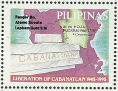 Stamp: End of World War II - 50th Anniversary (Philippines) (End of World War II - 50th Anniversary) Mi:PH 2604