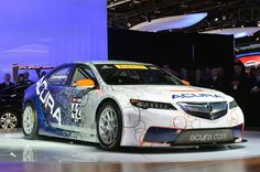 Acura TLX GT racecar to make motorsports debut at Detroit Grand Prix