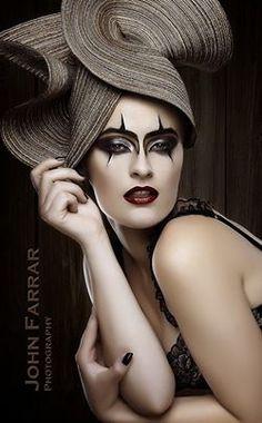The Joker/ John Farrar photography ❥|Mz. Manerz: Being well dressed is a…