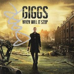 Giggs - When Will It Stop Rap Albums, Special Guest, Cover Art, Album Covers, Movie Posters, Movies, Films, Film Poster, Cinema