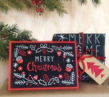 Merry Christmas Card - Rob & Bob