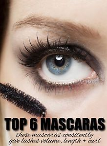 Top 6 Mascaras