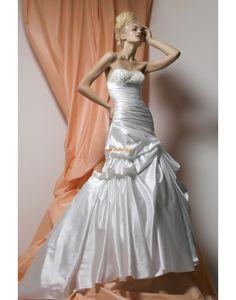 Sjöjungfru Vår Snöra upp Bröllopsklänningar 2014