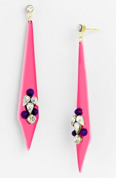 Fulham Cabachon Earrings
