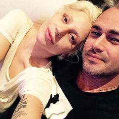 Lady Gaga and Taylor Kinney's Cutest Snaps Show They Are Meant to Be