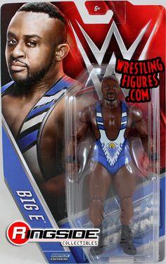 Big E - WWE Series 61