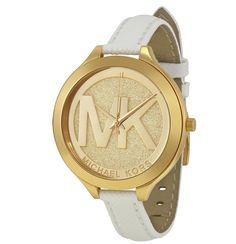 Catalog » Products » Michael Kors® » Slim Runway Champagne Ladies Watch