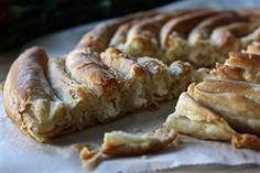 Το Κοζανίτικο Κιχί είναι μια πίτα φοβερή και τρομερή.. Και απο άποψη γεύσης (αχτύπητη!) αλλά κυρίως απο άποψη δεξιοτεχνίας. Η γιαγιά μου λοιπόν η Κλεοπάτρα, είχε φτάσει σε σημείο ν΄ανοίγει φύλλο &#…