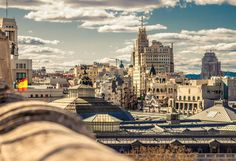 Madrid by Cristopher Gary / 500px