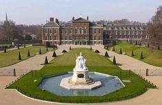Kensington Palace and Queen Victora