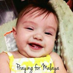Praying for Malaya Wood!!