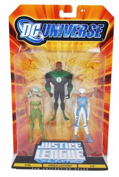 DC Universe Year 2008 Justice League Unlimited Fan Collection 3 Pack 4-1/2 Inch Tall Action Figure - Fire, Green Lantern and Ice DC Comics,http://www.amazon.com/dp/B004AKEP1G/ref=cm_sw_r_pi_dp_nCpltb1TK5RXQ7XH