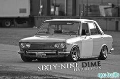 """Datsun 510 """"Bree"""""""