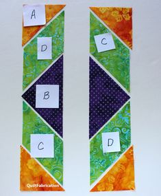 Empire Star block pieces B, C, D, A Electric Quilt, Star Blocks, Empire, Triangle, Two By Two, Quilts, Stitch, Stars, Sewing