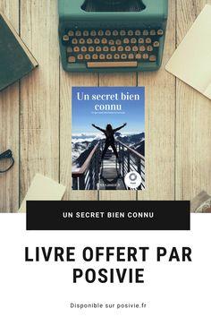 Nous offrons notre e-book gratuit sur notre site internet.  Si vous souhaitez en découvrir plus sur le secret de la réussite, profitez en, c'est gratuit ! Site Internet, Lus, Packing, Being Happy, Personal Development, Books To Read, Bag Packaging