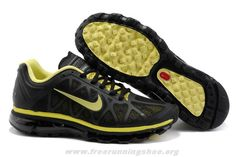 05c9eca279d61 Mens Black Yellow 429889-508 Nike Air Max 2011 Nike Air Max 2011